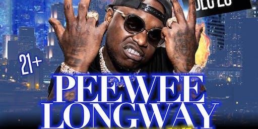 PEEWEE LONGWAY PERFORMING LIVE