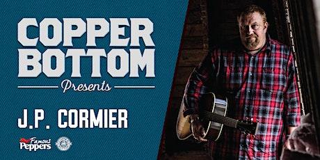 Copper Bottom Presents: J.P. Cormier tickets