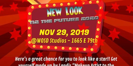 WOSD RADIO PRESENTS NEW LOOK N2 THE FUTURE  2020