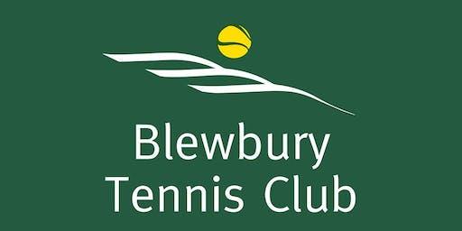 Blewbury Tennis Club AGM and Club Social