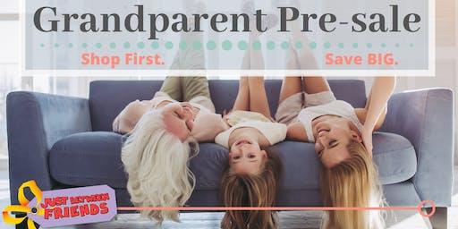 JBF-Henry County Spring 2020 Grandparent Pre-Sale Event