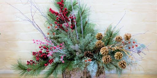 DIY Holiday Centerpieces