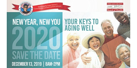 New Year, New You: Your Keys to Aging Well tickets