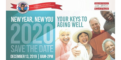 New Year, New You: Your Keys to Aging Well