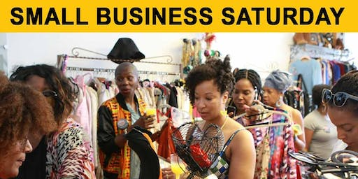 Small Business Saturday - Black Women For Wellness