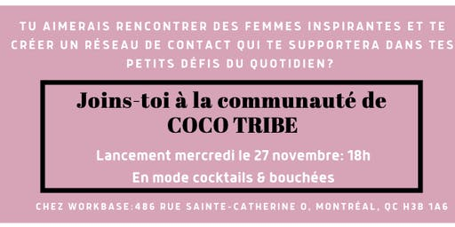 Lancement The Coco Tribe