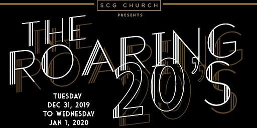 SCG  Roaring 20's New Years  Event