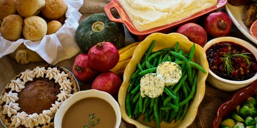 Free Patio Class - Thanksgiving Plant-based Options