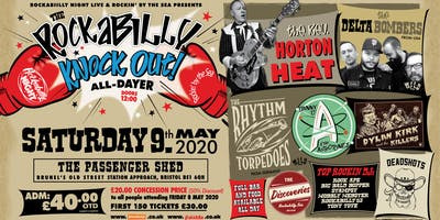 The Rockabilly Knock-Out - All-Dayer