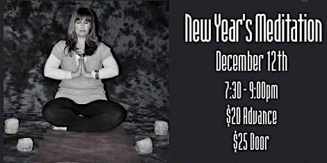 New Year's Meditation