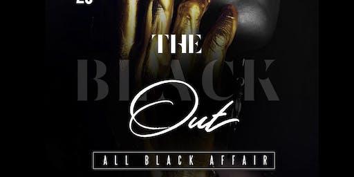 Black Out: All Black Thanksgiving Night Bash