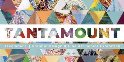 York College of Pennsylvania Graphic Design & Fine Art Senior Exhibition