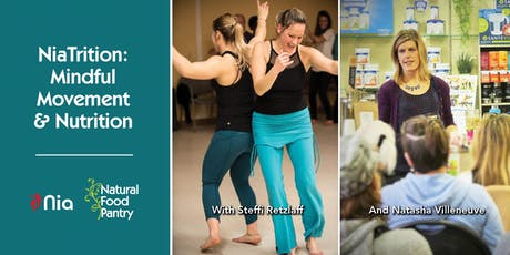 NiaTrition:  Mindful Movement and Nutrition tickets