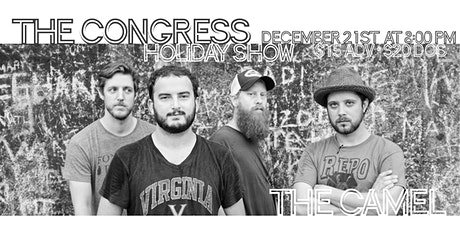 The Congress with Deau Eyes tickets