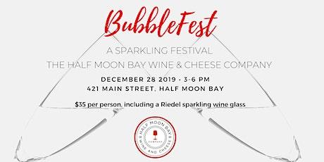 2019 BubbleFest tickets
