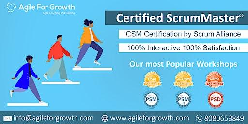 Certified ScrumMaster Training by Kamlesh Ravlani, CST
