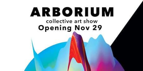 Arborium tickets