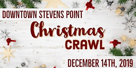 2nd Annual Downtown Stevens Point Christmas Crawl tickets