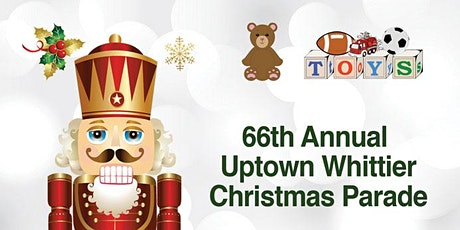2019 Whittier Christmas Parade tickets