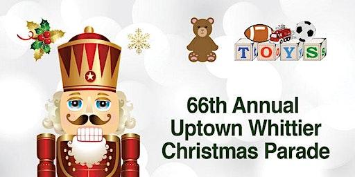 2019 Whittier Christmas Parade