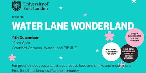 Water Lane Wonderland