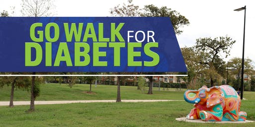 Go Walk for Diabetes