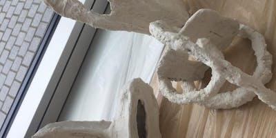 Plaster & Mesh Sculpture Masterclass