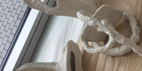 Plaster & Mesh Sculpture Masterclass tickets