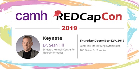 REDCap Con at CAMH tickets