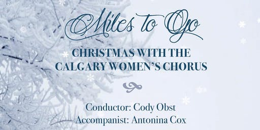 Miles to Go:  Songs & Tales of Christmas and Winter