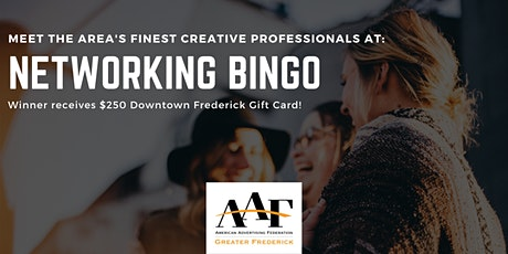 Networking Bingo tickets