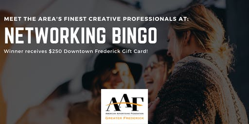 Networking Bingo