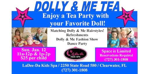 Dolly & Me Tea