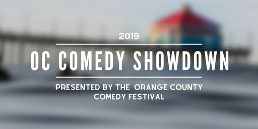 The OC Comedy Showdown -  Live Standup Comedy Competition