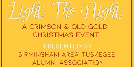 Light the Night: A Crimson & Old Gold Christmas Event