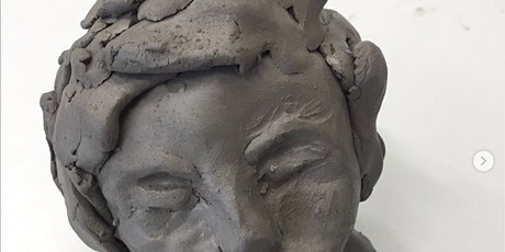 Clay Sculpture Masterclass tickets