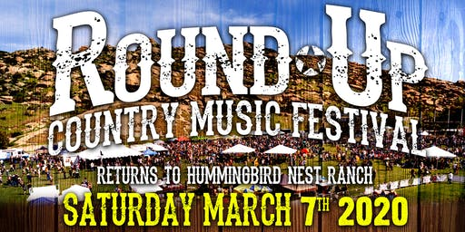 Round Up Country Music Festival