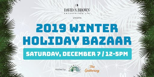 Winter Holiday Bazaar