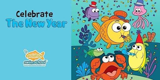 Goldfish Swim School Noon Year's Eve Bash!