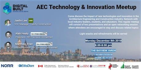 AEC Technology & Innovation Meetup tickets