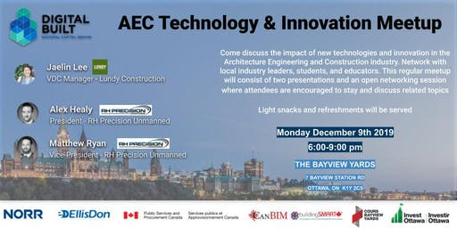 AEC Technology & Innovation Meetup