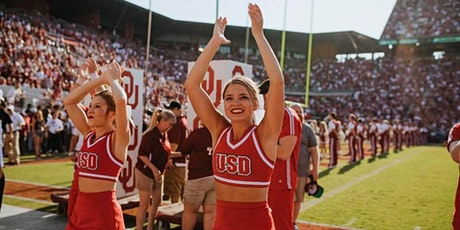 USD Cheerleading Tryouts tickets