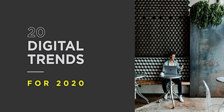 Streetsense Trend Report | 20 Digital Trends for 2020 tickets