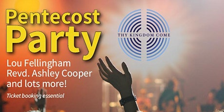 Pentecost Party 2020 tickets