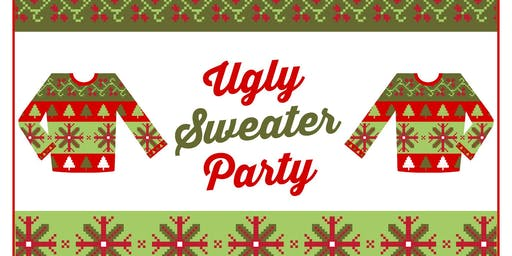 Ugly Sweater Party Yule Charity Benefit Event
