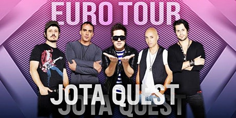 Jota Quest ( Madrid entradas