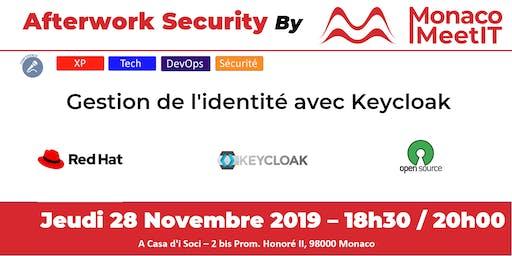 Gestion de l'identité avec Keycloak