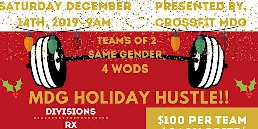 MDG Holiday Hustle