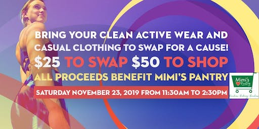 Swap & Shop for a Cause