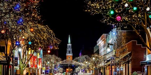 2019 Christmas Lights Tour Adults 55+